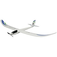 RC Electric Glider.