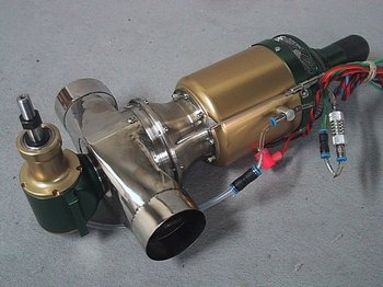 March Labs jet turbine engine kits - RC Universe features rc cars