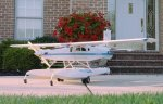 RC Pilatus Turbo Porter PC-6:On floats