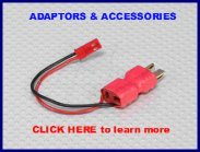 Mr RCSound Accessories advertisement