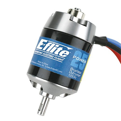 E-Flite Power 25 Brushless outrunner motor