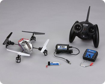 Blade mQX kit contents