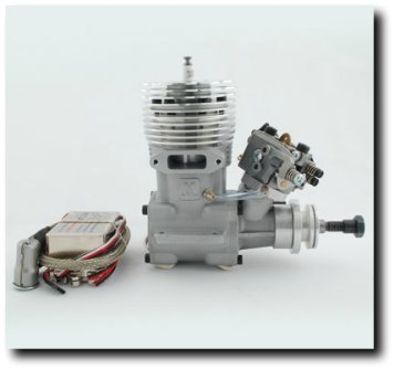 Moki 1.8 gas engine