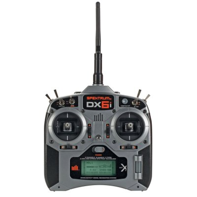 Spektrum DX6i Transmitter