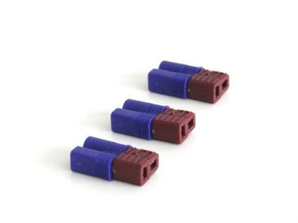 EC3 male to Deans female adapter