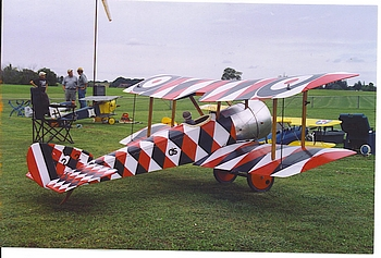 Al Horner S World War 1 Rc Airplanes