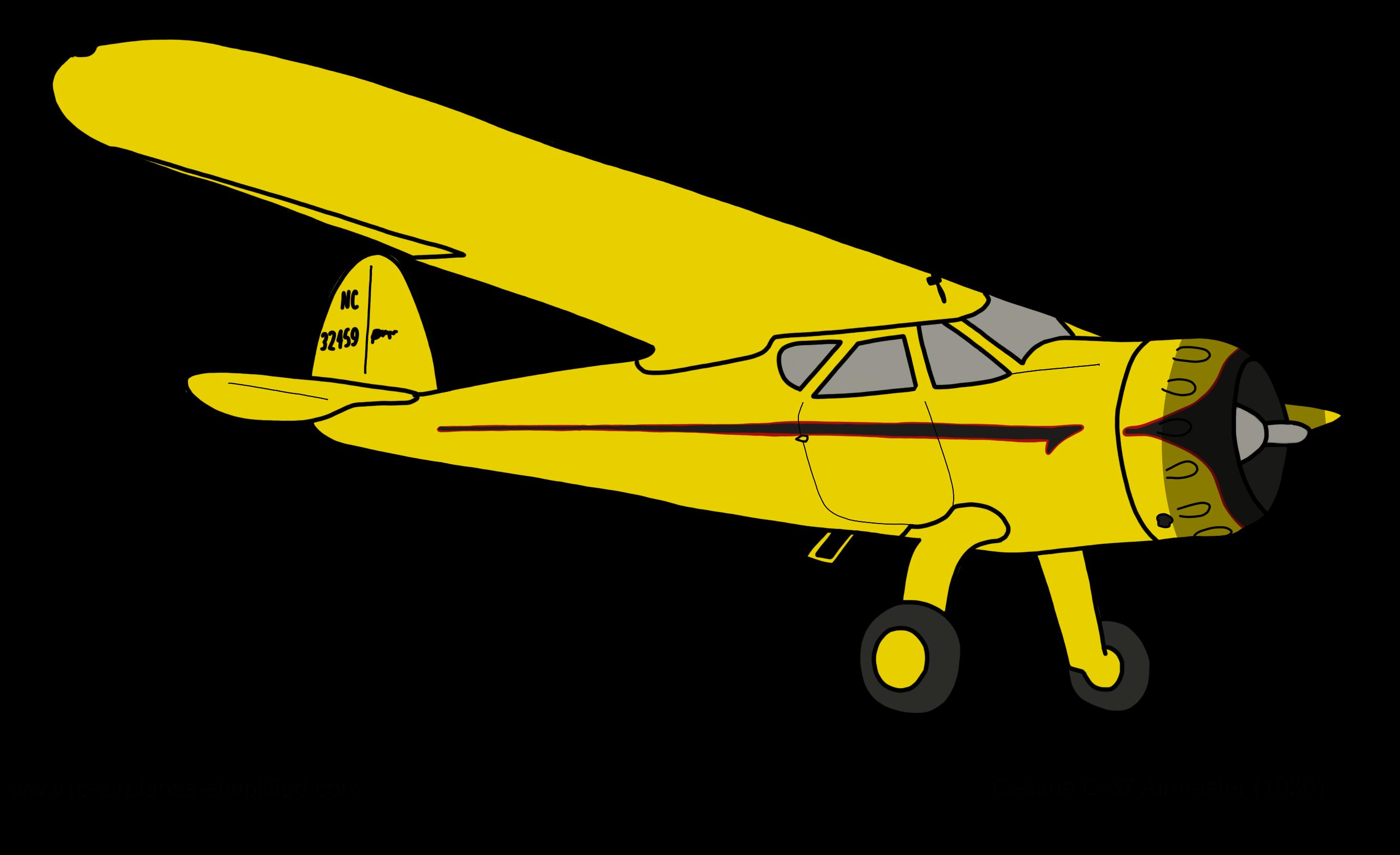 Cessna C-37 Airmaster(1935)