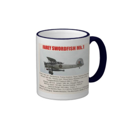 Mug Fairey Swordfish