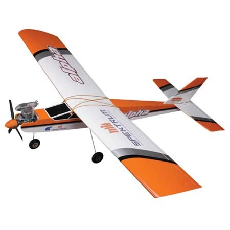 The Beginner RC Airplane. The Hangar 9 Alpha