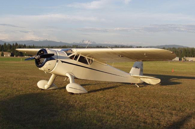 Cessna C-37 Airmaster