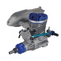 Evolution .61NX Glow Engine with Muffler