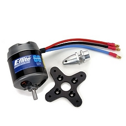 E-Flite Power 60 Brushless Outrunner Motor, 400Kv