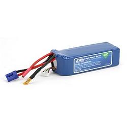 E-Flite 5000mAh 6-cell/6S 22.2V Pro Power 30C