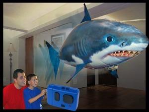 Airswimmer Shark