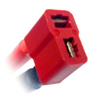 The Deans connector for Lipo batteries