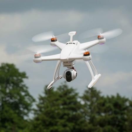 The Blade Chroma camera drone.