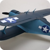 The E-Flite Staggerwing
