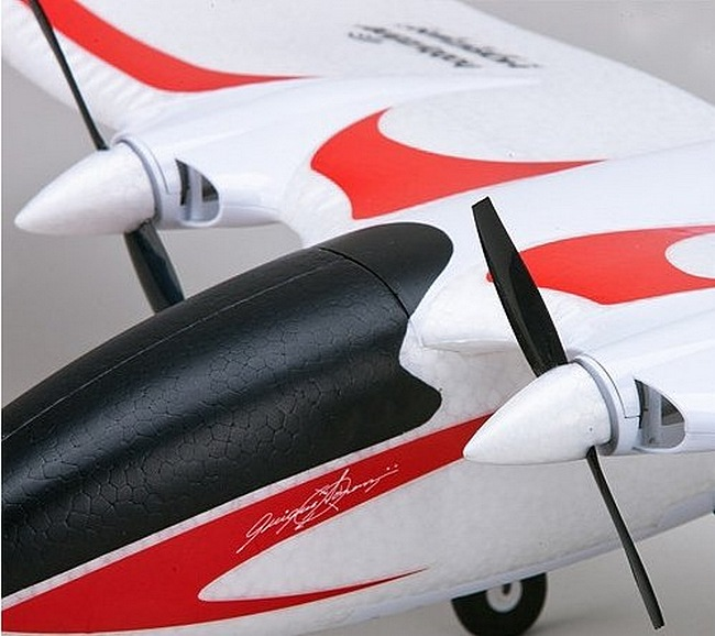 Hobbyzone Firebird Stratos