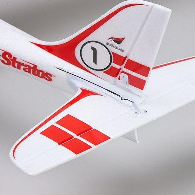 Hobbyzonr Firebird Stratos tail