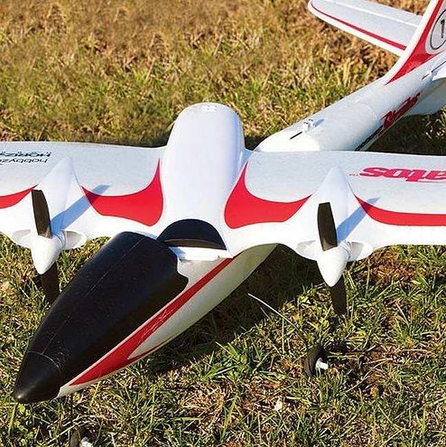 Hobbyzone Stratos wing