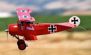Procter Fokker Triplane