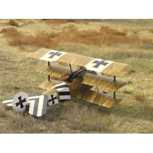 Balsa USA Fokker Triplane