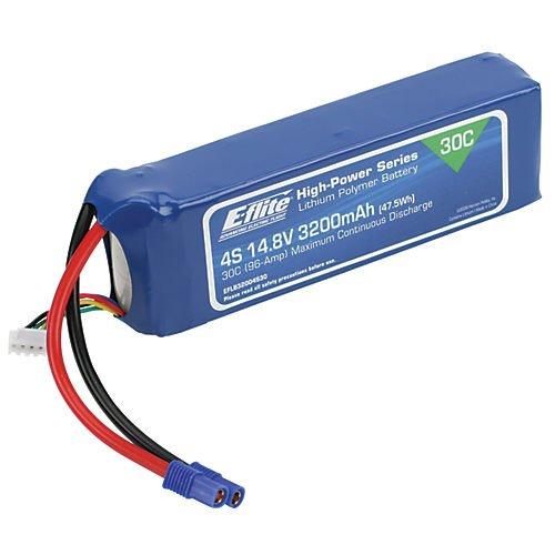 E-Flite 4S 3200mAh LiPo
