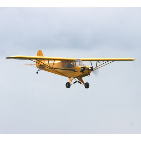 Hangar 9 Piper Cub 1/4 scale