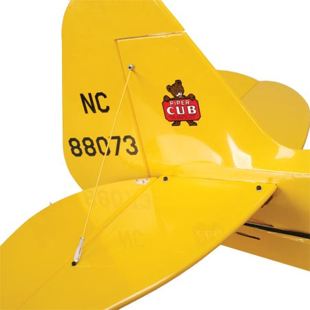 The Hanger 9 Piper Cub-4