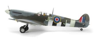 Hangar 9 Spitfire IXC 30cc ARF:Side view