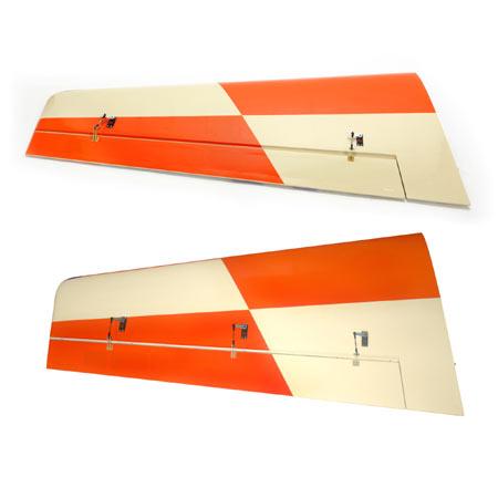 Hangar 9 Sukhoi wing