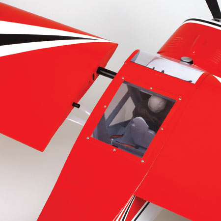 Hangar 9 Taylorcraft Wing attachment