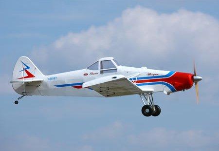 Hangar 9 Piper Apache