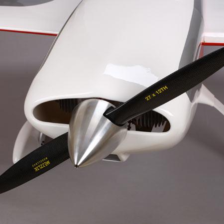 Hangar 9 Extra 300 ARF nose