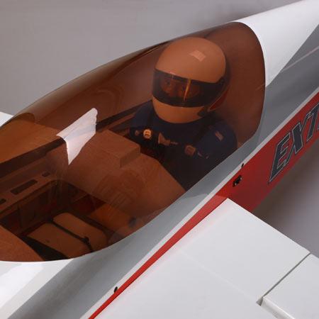 Hangar 9 Extra 300 ARF Cockpit