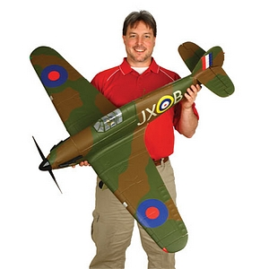 E-Flite Hawker Hurricane