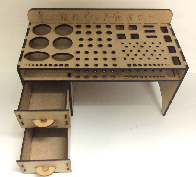 Desk Top Organizer XL