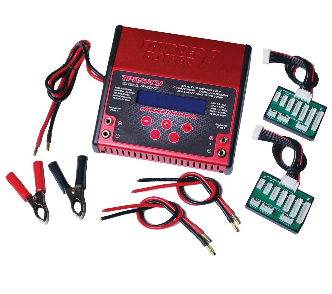 Thunderpower RC TP820CD Lipo charger