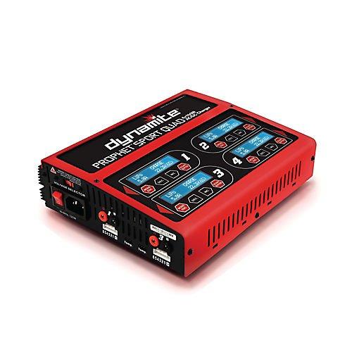 Dynamite Prophet Sport Quad 4 x 100W charger