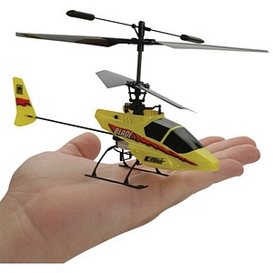RC Helicopters from Micro helicopters to Scale helicopters