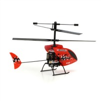 Micro RC Helicopters. The Blade Scout CX.
