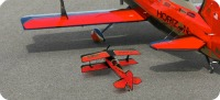 Micro RC Planes.