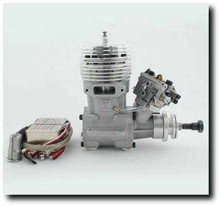 Moki 1.8 gas engine