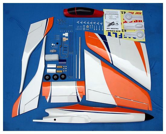 Falcon 120 kit
