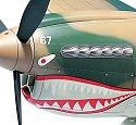 Top Flite P-40 nose