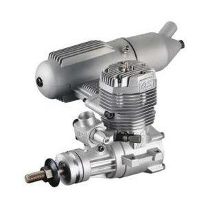 O.S. 65AX RC engine