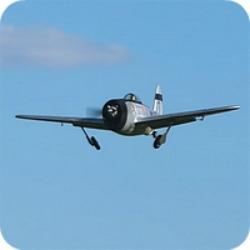 RC P-47 Thunderbolt