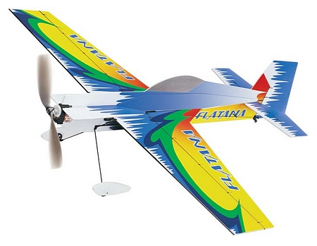 The Park Flyer and RC Aerobatics including the 3D Foamy.