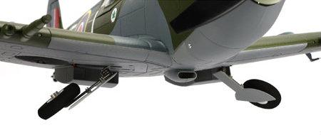 Parkzone Spitfire retracts