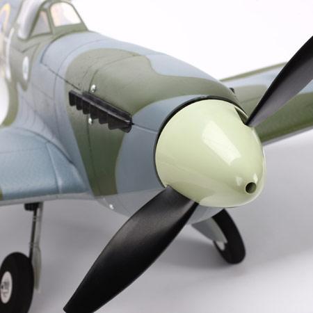 Parkzone Spitfire nose